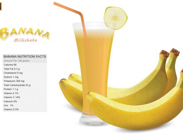 ClodiSuares_digital_artwork_Banana-Milkshake