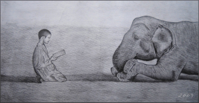 ClodiSuares_pencil_drawing